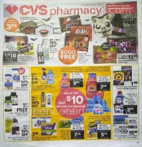 CVS SUPER Early AD October 18-24
