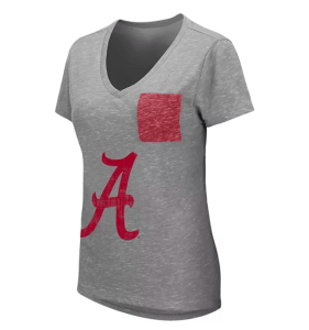 Women's College Graphic Tees Was $32.99 NOW $6.40!!