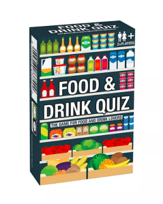 Food & Drink Quiz Game Was $10 NOW $2.55!