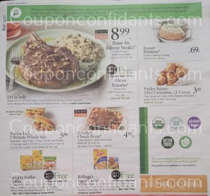 PUBLIX AD Oct 21-27 or 22-28 or (Depends on where you live*)