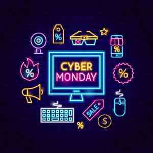 Cyber Monday Deals and ADS!