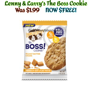 FREE Lenny & Larry's Cookie EASY Deal/ Many stores!