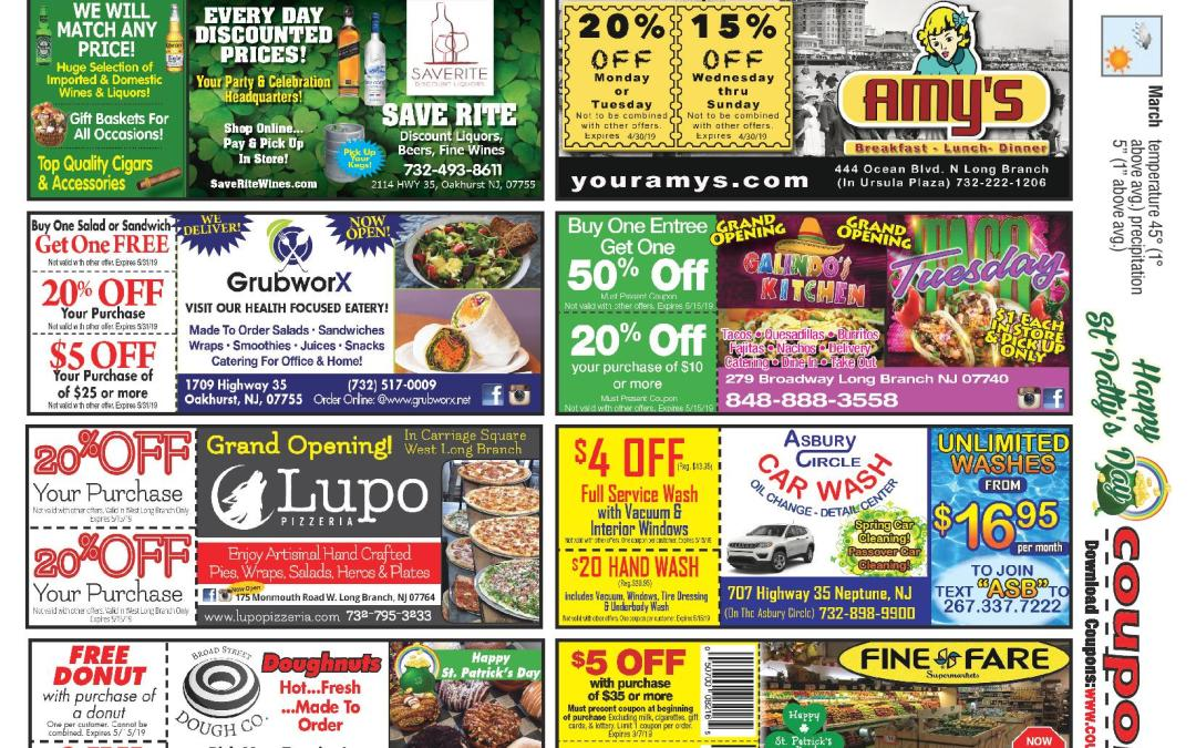 February/2019 Coupon Connection – Click Here To See Coupons