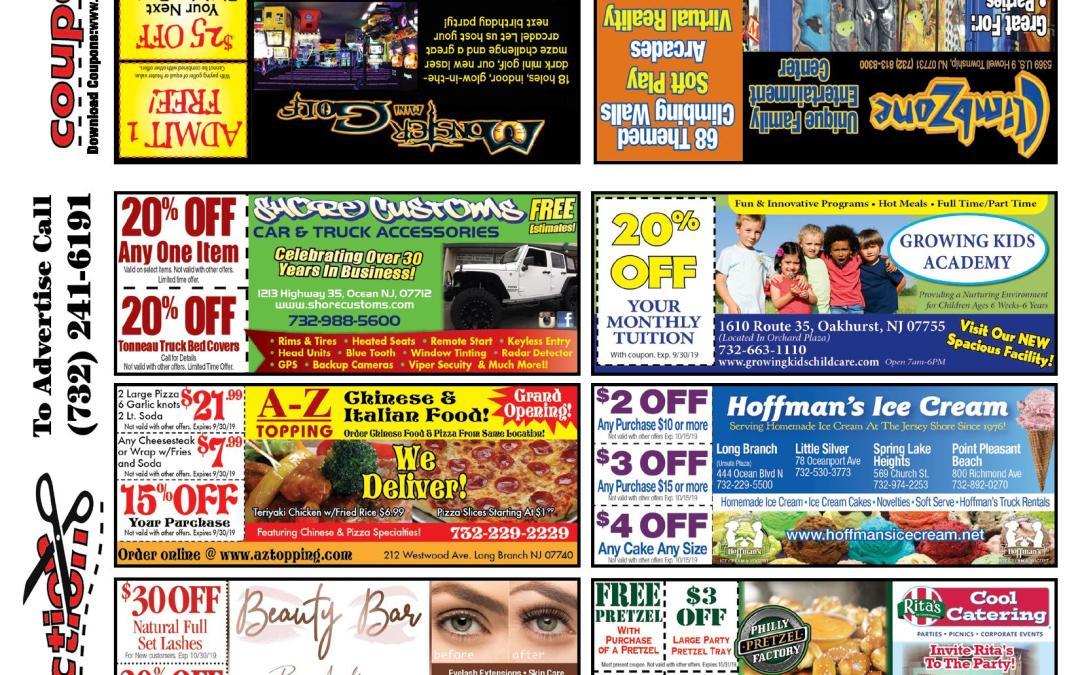 July/2019 Coupon Connection – Click Here To View Ads