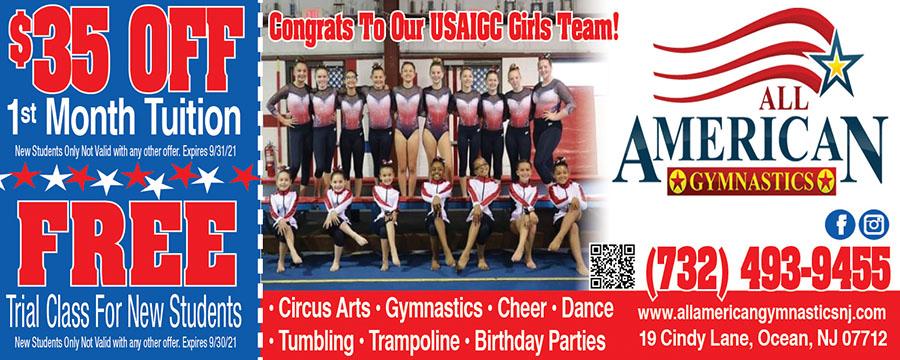 All American Gymnastics