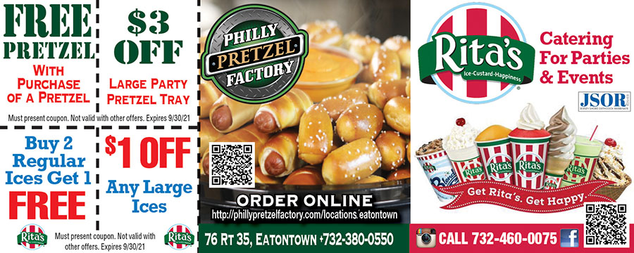 Philly Pretzel Factory/Rita's Italian Ice