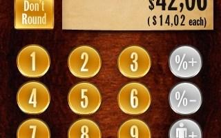 Money-Saving iPhone App #13: Tip'n'Go