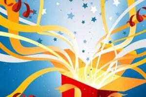 Holiday Giveaway Bash: Winners, Winners, Winners