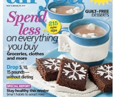 Buy All You Magazine Subscription, Get a Second For $5! ($12.48 Each)