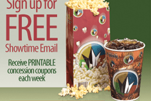 Regal Cinemas: Sign Up For eNewsletter For Printable Coupons + $2 Off a Hot Dog Mobile Coupon