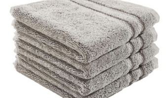 Bath Towels, Bath Mats and Washcloths as Low as $0.74 + Free Shipping