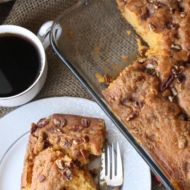butterscotch coffee cake