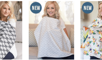 FREE Nursing Cover from Udder Covers ($32.50 Value!)
