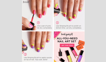 FREE Women's Beauty Products: Julep Nail Designs Box!