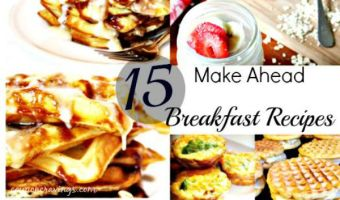 15 Easy and Quick Breakfast Ideas
