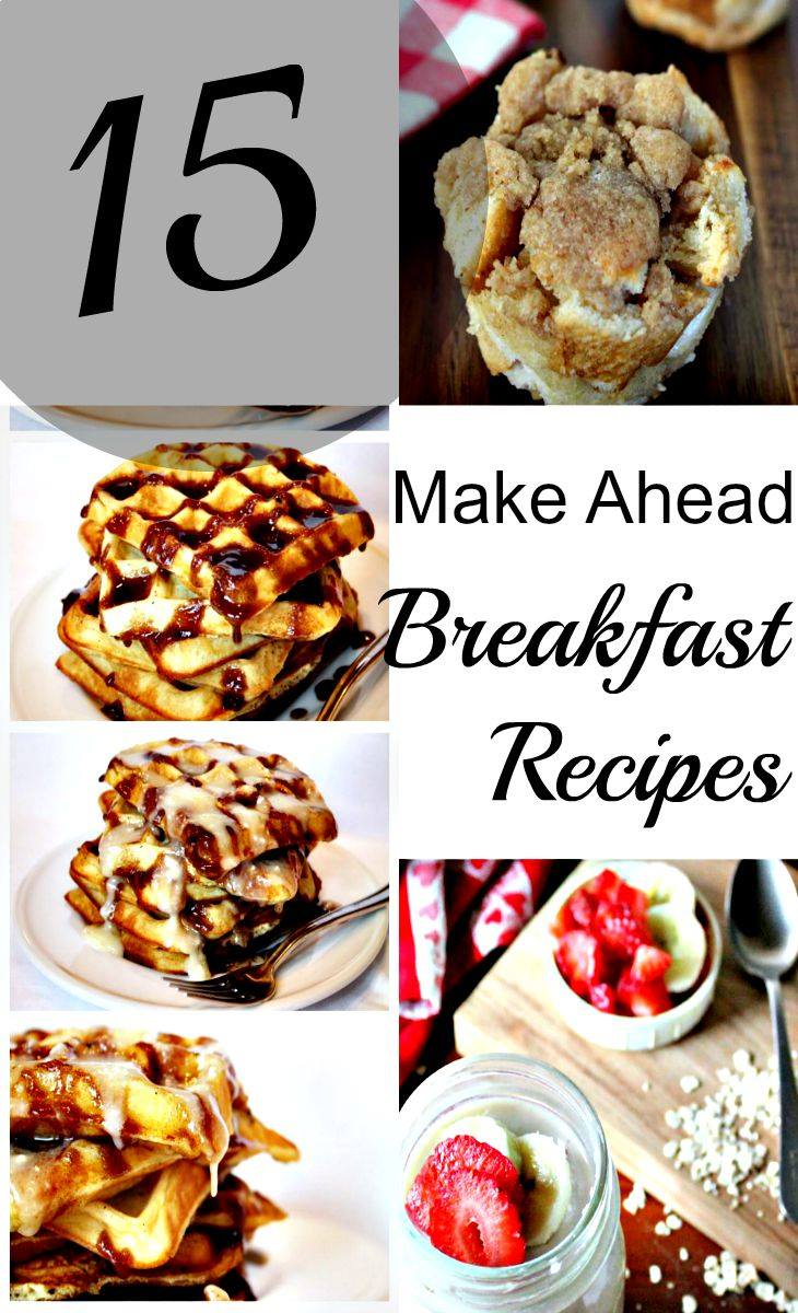 15 Easy Natural Make Up Tutorials 2014 For Beginners: 15 Easy And Quick Breakfast Ideas For Busy Mornings