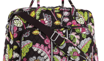 Vera Bradley Sale: Items Starting at Only $3.50 Shipped!