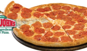Papa John's Pizza Specials: FREE Pizza with $15 Online Order
