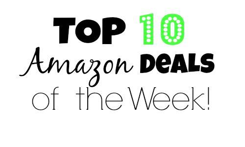 top amazon deals of the week