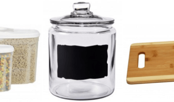 Oneida.com: Heritage Hill 1/2-Gallon Jar w/ Chalkboard, Only $7.19 & More!
