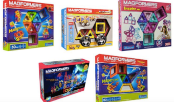 Magformers Toys are the BEST, and they're on Sale!