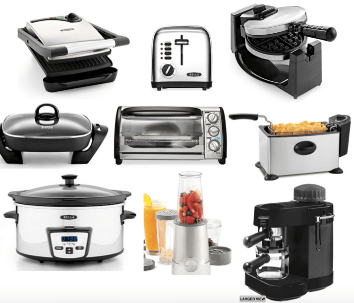Macy's: Small Appliances As Low As $7.99 After Rebate