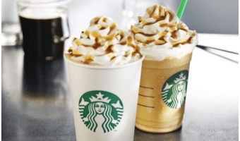 Starbucks: *HOT* Free $10 Bonus w/ $10 Online eGift Card Purchase!