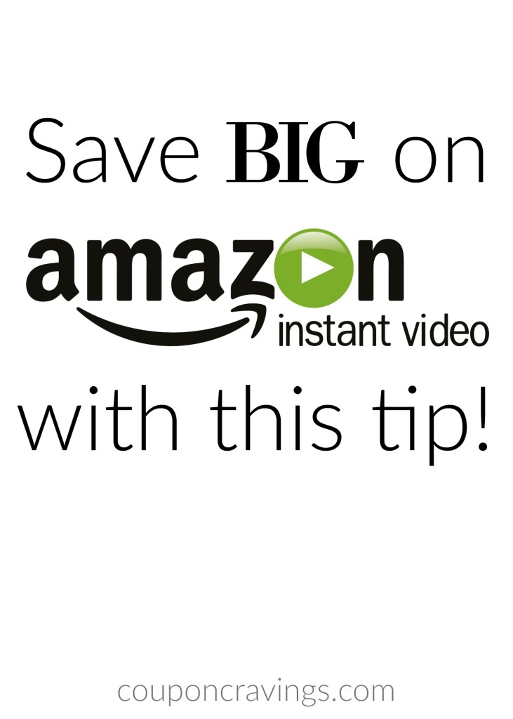Save 75% Off an Amazon Instant Video Rental