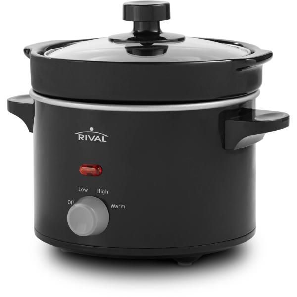 Rival 2-quart Crock Pot 8.96 Free In-store Pickup
