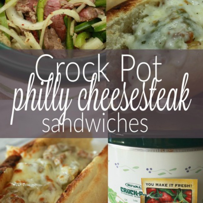 Crockpot Philly Cheesesteaks Facebook