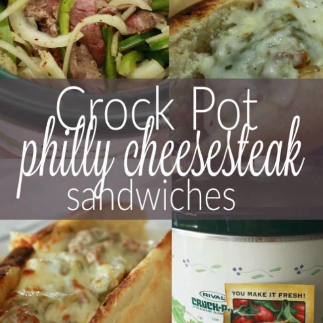 crockpot philly cheesesteak