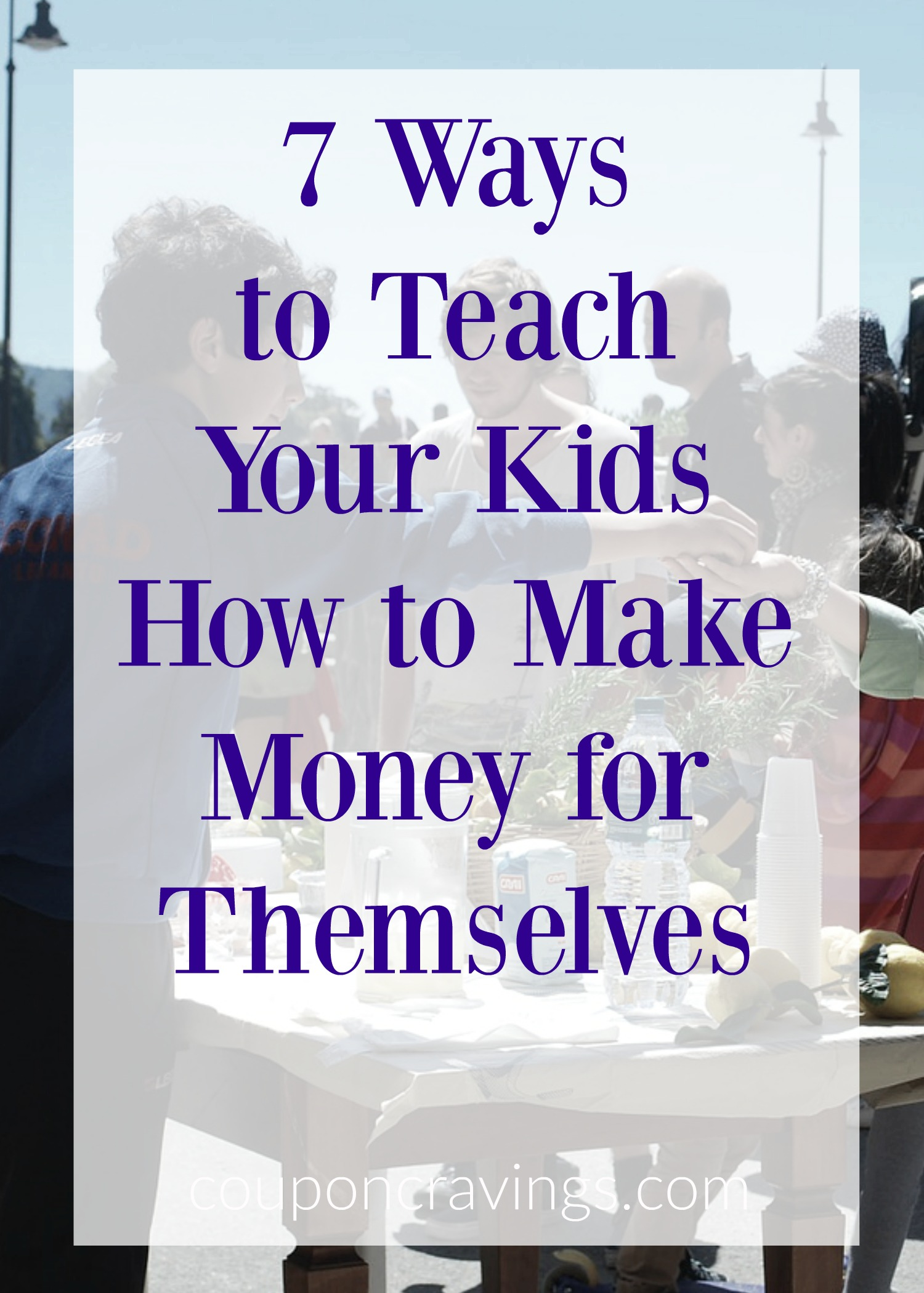 Ways For Kids To Earn Money Online