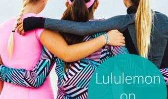 Lululemon on Sale at Zulily!