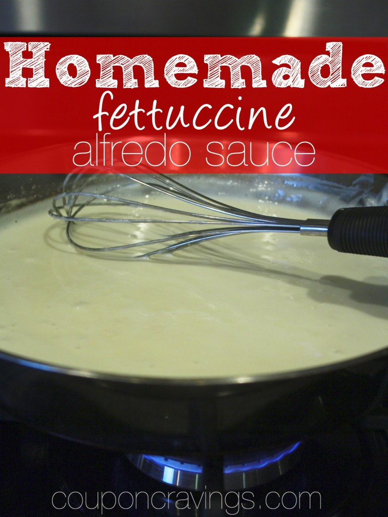 Looking for alfredo sauce homemade easy recipes? This is your recipe, for sure! With only 3 ingredients this alfredo sauce recipe is a hit with Mom and family alike! https://couponcravings.com/alfredo-sauce/
