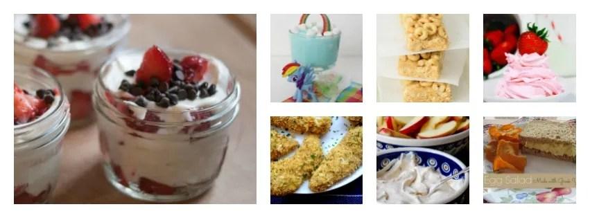 greek yogurt recipes #spon