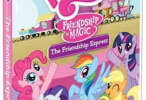 My Little Pony Friendship Is Magic DVD, Less Than $4 (Regularly $15)