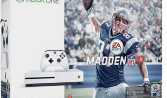 Xbox One S Madden NFL 17 Bundle, ONLY $357