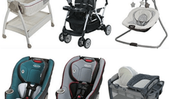 Graco Car Seats, Strollers, Pack 'N Plays, & More On Sale (Today Only!)