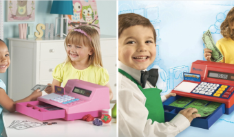 Amazon.com: Learning Resources Pretend & Play Cash Register on Sale