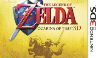 Amazon.com: The Legend of Zelda Ocarina of Time 3D 3DS Game at Best Price