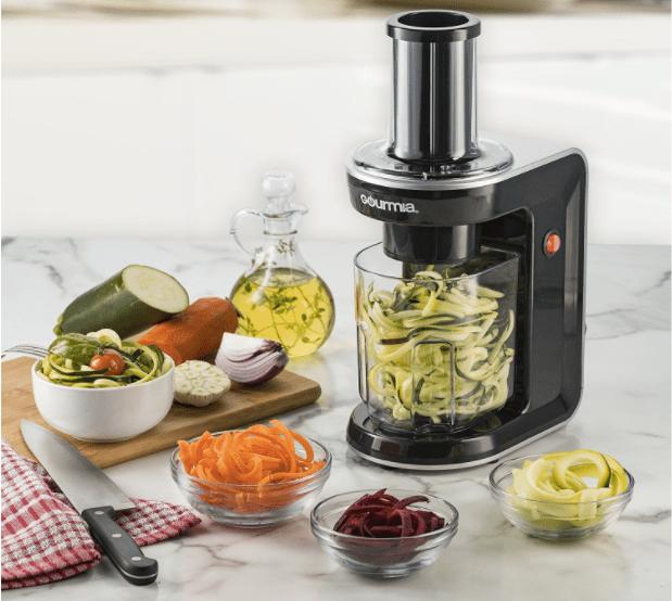 gourmia-electric-vegetable-pasta-spiralizer