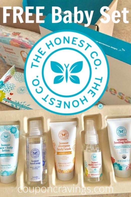 Find baby shower ideas, inexpensive baby freebies and more. I loved this free baby sample set from Honest Company the most!