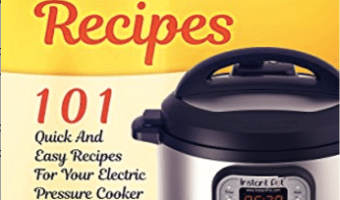 Free Kindle Book Download: The Instant Pot Cookbook ($3 Value!)