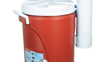 HomeDepot.com: 5-Gallon Rubbermaid Drink Cooler ONLY $14.97!