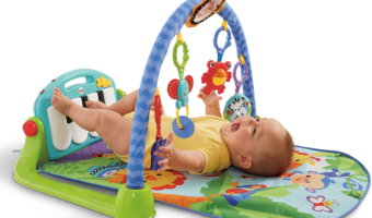 Save $20 Off the Fisher-Price Kick & Play Piano Gym!