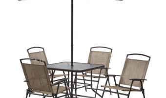HomeDepot: Hampton Bay 7-Piece Patio Dining Set Just $99!