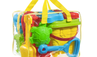 GoToys Beach Sand Toy Set with Carrying Case Just $9.99!