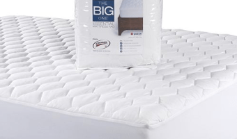 Kohl's: The Big One Mattress Pad and Pillow ONLY $13.58 (Regularly $52)
