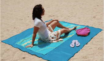 Sand Free Towel Only $20.99 Shipped!
