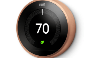It's a Nest Thermostat Sale – Prices Starting at $189.05!